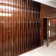 Fornir i szkło okładziny ścian zdjęcie nr 1