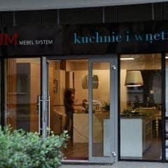 Salon Meblowy JM Mebel System Kraków - Z zewnątrz